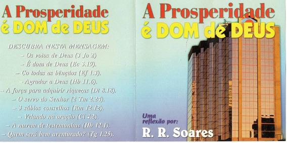 Cd Prosperidade Dom De Deus Envio +barato P/carta Regist