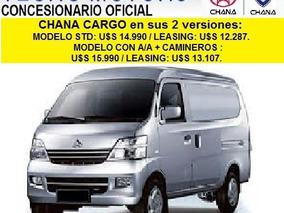 Chana Cargo 2, Tecno Motors Concesionario Y Servicio