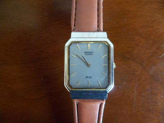 Anos 70 - Relógio De Pulso Unissex Seiko S X