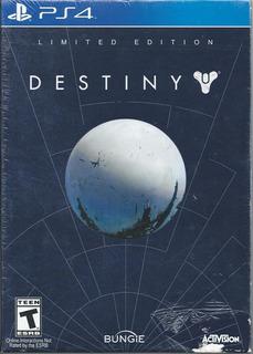 Destiny Ps4 Edición Limitada De Colección Nuevo Y Sellado