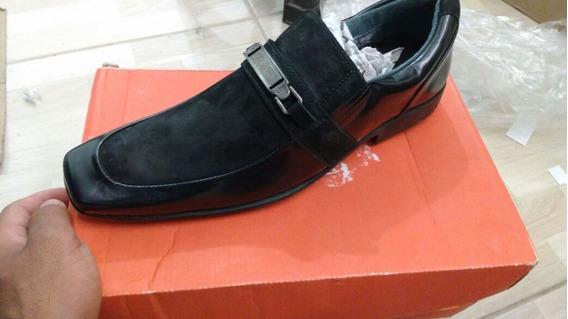 Sapatos Social Masculino Verniz Lancamento + Brindes