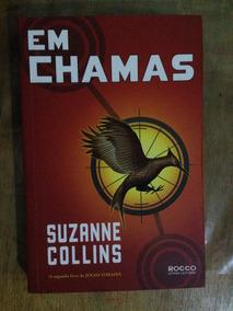 Livro Em Chamas - Jogos Vorazes Vol. 2, Suzanne Collins