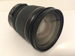 Canon Original Ef-s 17-55mm F/2.8 Is Usm Com Filtro Hoya