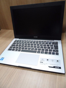 Notebook Cce Ultra Thin S23 Intel Celeron Dual 2gb 320gb Hd
