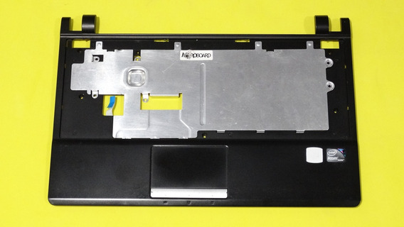 Carcaça Base Teclado Netbook Microboard Ns423 C/ Touch Mouse
