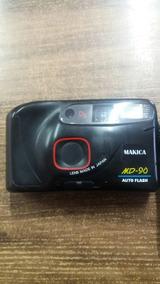Maquina Fotografica Makita M 90 Com Filme Funcionando