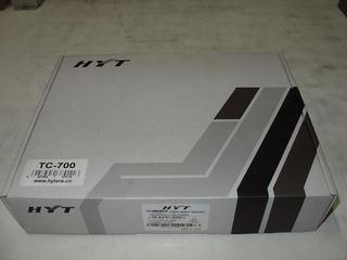 Radio Hyt Mod Tc-700 Vhf 5w - Completo, Novo Na Caixa Nc329