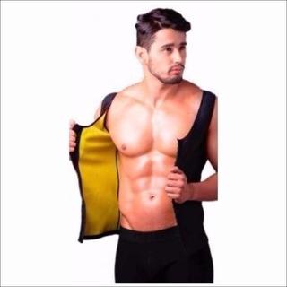 Chaleco Reductor Adelgazante Térmico Hot Shapers Para Hombre