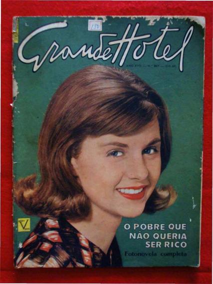 Revista Grande Hotel N° 807 De 22 De Janeiro De 1963! Vecchi