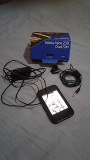 Celular Asha 230