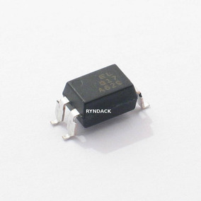 25 Peças * El817s(a) Smd Acoplador Ótico Optoacoplador Pc817