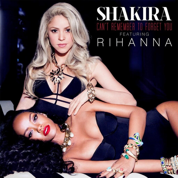 Shakira Rihanna Can