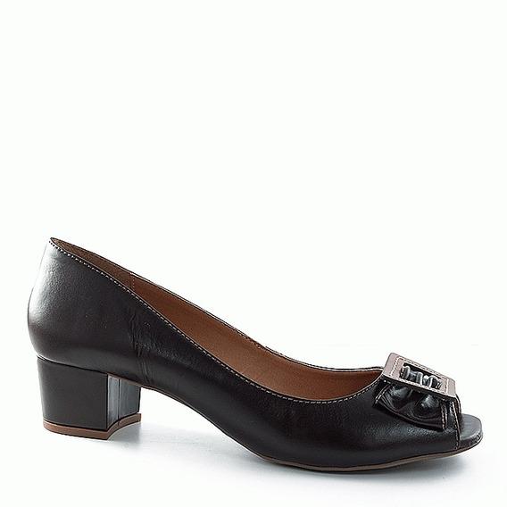 Peep Toe Numeração Especial Sapato Show - 9135