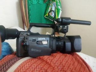 Camara De Video Profesional Sony