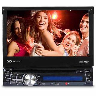 Xo Vision 320w 7 Táctil Motorizada Receptor De Dvd Con