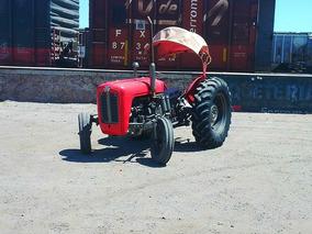 1957 Massey Ferguson 35 Tractor Trabajo O Exhibicion