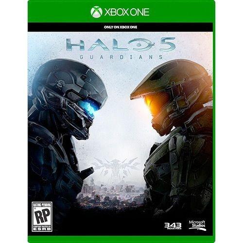 Halo 5: Guardians Xbox One Português ( Mídia Física )