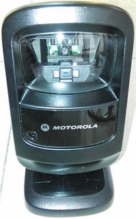 Lector Barras Motorola Zebra Symbol Ds9208 Uso 1 Mes Ganga!!