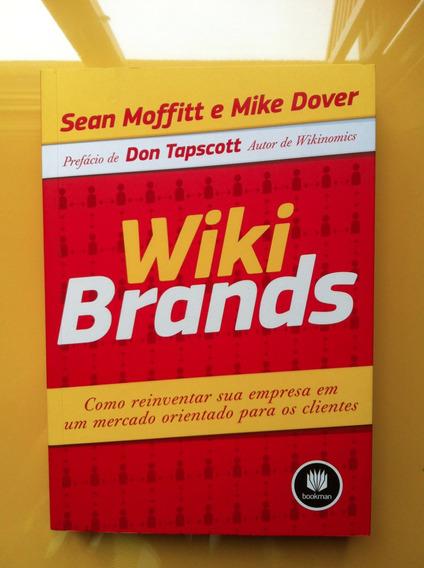 Livro Wikibrands. Como Reinventar Sua Empresa - Branding
