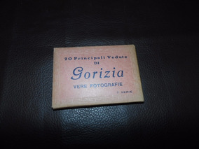 Fotografia Fotos Antigas Embalagem Original - Gorizia