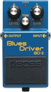 Pedal Boss Bd 2 Blues Driver Pedal Para Guitarra Undergroundweb