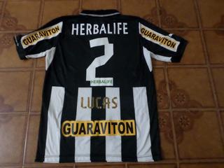 Camisa Botafogo Jogo X Coritiba Numero 2 Lucas P