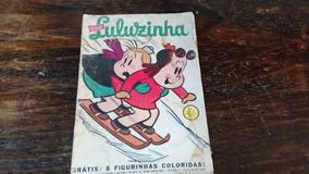 Gibi Antigo Luluzinha Edição Abril De 1960
