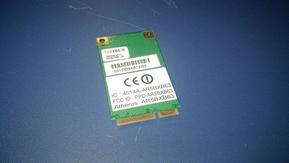 Placa Wi-fi Wireless** Acer Aspire 4520 **