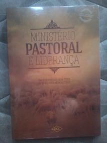 Livro Ministério Pastoral E Liderança