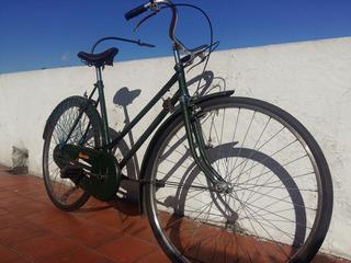 Bicicleta Inglesa Marca Hercules, Toda Sellada Original.
