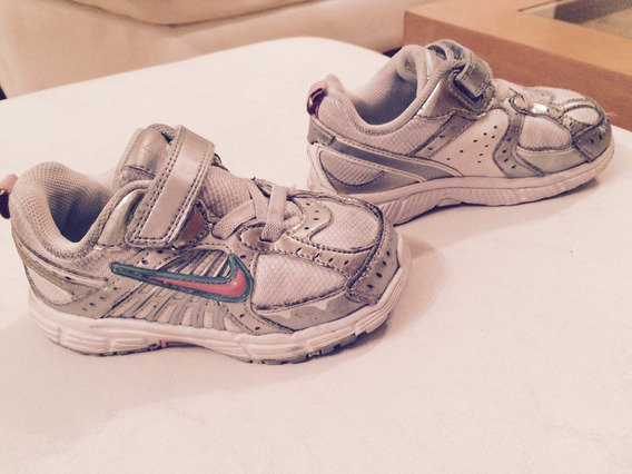 Zapatillas Nike Nenas 23.5 Excelente Estado!