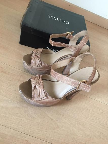 Zapatos Marca Vía Uno