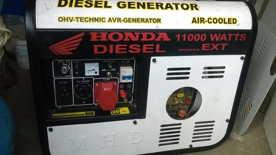 Generador De Luz Diesel