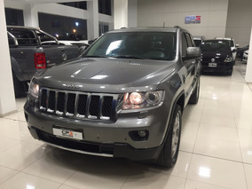 Jeep Grand Cherokee Overland 3.6 V6 At (286hp) (l11)