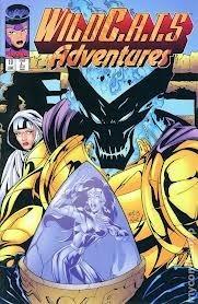 Comic Wild C.a.t.s. Adventures # 10 June Usa Ingles Z.devoto