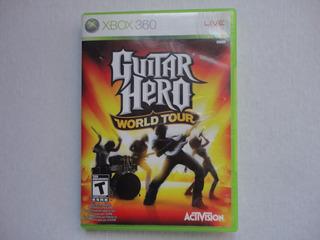 Guitar Hero World Tour Xbox 360 Completo