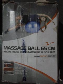 Bola Massagem 65cm Necessita Remendo