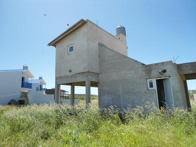 Dueño Vende Lote Con Casa A Terminar