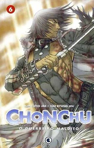 Imagem 1 de 1 de Chonchu O Guerreiro Maldito 6 Conrad Mangá Manhwa