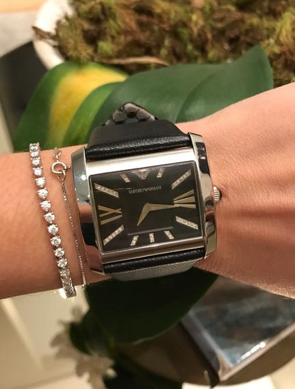 Relógio Emporio Armani Feminino !