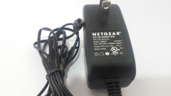 Adapter Power Supply 12v 1.5a Ac Model: 332-10114-01&ad661f