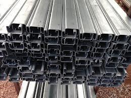 Imagen 1 de 7 de Unicanal Galvanizado  4x4 4x2  Fabrica