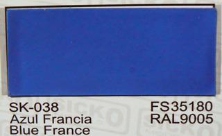 Sicko Acrilicos Sk038 Azul Francia French Blue Fs35180