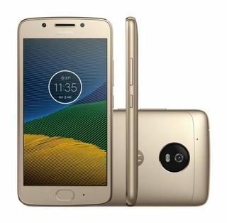 Celular Moto G5 Tela 5 32 Gb