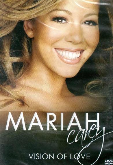 Dvd Mariah Carey - Vision Of Love (original E Lacrado)