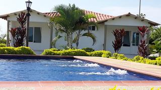 Alquiler Finca Campestre Con Hermosas Cabañas (laguna Verde)