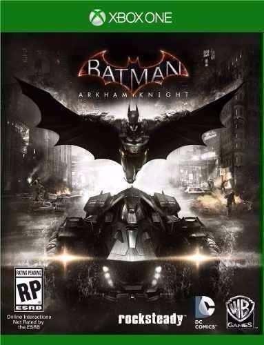 Batman: Arkham Knight (mídia Física 100% Pt-br) - Xbox One