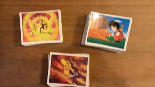 Figuritas Para Album Dragon Ball Z 1998