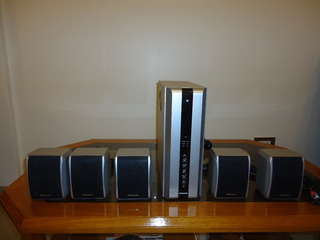 Home Theaters Bowmar Bw-ht 65