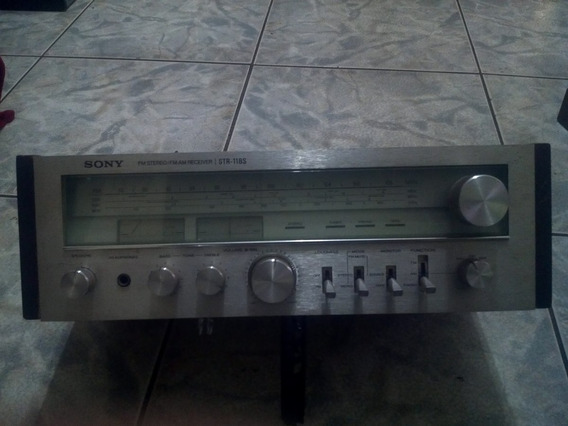 Receiver Sony Str 11bs